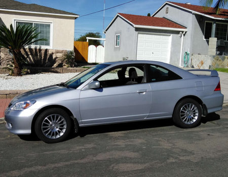 2005 Honda Civic EX Special Edition - 1