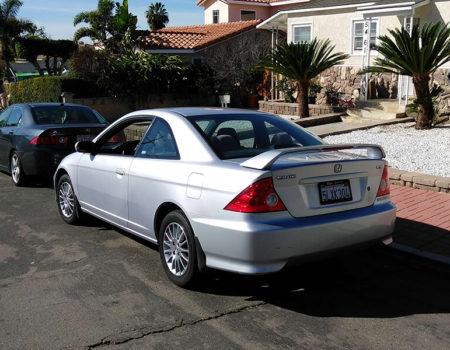 2005 Honda Civic EX Special Edition - 2
