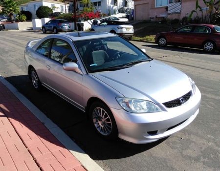 2005 Honda Civic EX Special Edition - 3